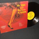 Strings Unlimited - The Fire And Romance Of Spain - OSCAR 128  Record  LP