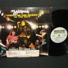 Whitesnake - Live In The Heart Of The City - MIRAGE 19292  Promo Rock Record LP