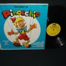 The Story Of Pinocchio - Rocking Horse Players - 5067 Children Record
