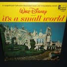 Disney's  It's A Small World  DISNEYLAND 3925  Children Record