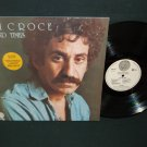 Jim Croce - Life And Times - VERTIGO 6360 701 - Holland Issue Rock  Record LP