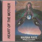 Marina Raye - Heart Of The Mother - Native Flute CD