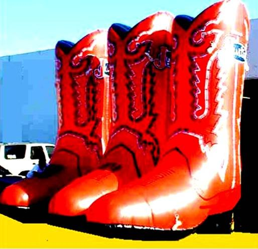 COWBOYS BOOTS RODEO COUNTRY WESTERN HORSE SIGNS TEXAS GOLD SALOON SADDLE WILD WEST FAIRS BAJA SHOWS