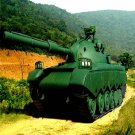 MILITARY BATTLE TANK, MILITARY WAR MODEL # 86 SERIES MOVIE FILM INDUSTRY SET PROPS NATIONAL GUARD