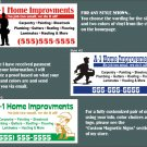 Handy Man Home Improvement Magnetic Signs Magnets For Car Truck Or Van
