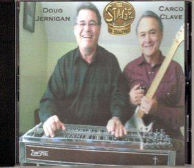 Doug Jernigan and Carco Clave
