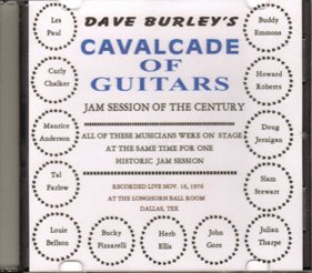 Cavalcade of Guitars