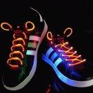 LED Lighted Shoelaces- Orange