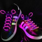 LED Lighted Shoelaces- Pink