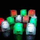 LiteCubes LED Light Up Ice Cubes Christmas Pack- 12pc Set