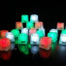 LiteCubes LED Light Up Ice Cubes Christmas Pack- 24pc Set