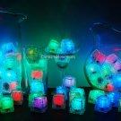 Set of 72 Litecubes Brand RAINBOW Light up LED Ice Cubes