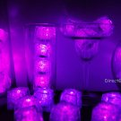 Set of 96 Pink Litecubes Brand Light up LED Ice Cubes