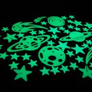 50+ Piece Glow in the Dark Stars Cosmic Set