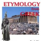 Etymology from Greek Book IV