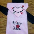 Valentine Snuggly Vest: XXS, XS, SM & Med Dog Clothes