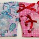 Dog Panty Diaper - Butterflies or Ladybugs XXS, XS or SM