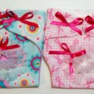 .Dog Panty Diaper - Pink Ribbon Breast Cancer or Buttons - 3 Szs
