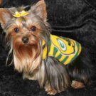 Green Bay PACKERS Snuggly or SHORTY Vest Dog Clothes