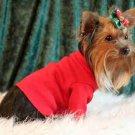 Dog Clothes: Turtleneck / Crewneck Tshirts, Long or Short Sleeve