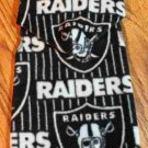 NFL Oakland Raiders Football Dog Clothes Snuggly XS or SM (Med)From valygal
