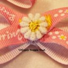 Spring Time Snap N Go Dog Hair Bows - Set of 2