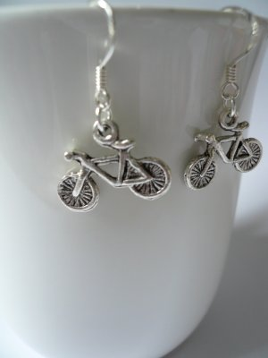 Velo Bicylce Earrings