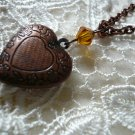 Autumn Maple Necklace