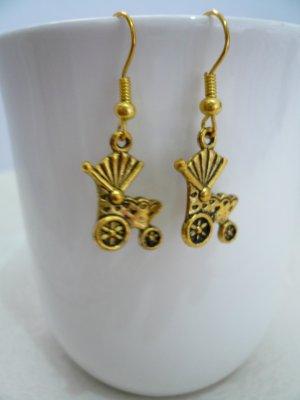 Pram Earrings