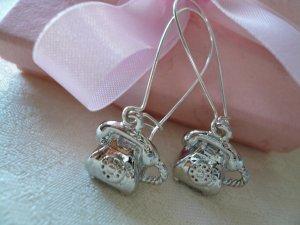 Telephone Earrings