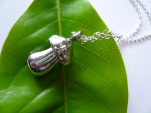 Enchanted Toadstool Necklace