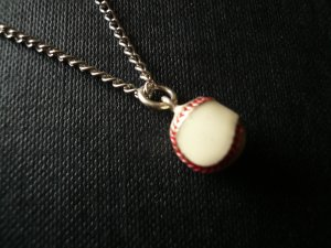 Baseball Sports Necklace