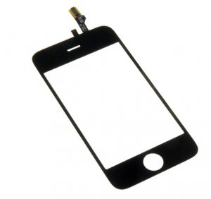 Iphone 3G Digitizer Replacement Touch Screen Glass + Pry Tool