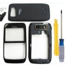 Full Nokia E63 Black Housing Cover + Tools