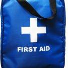 First Aid Bag Empty A4 Bag Blue