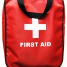 First Aid Bag Empty A4 Bag Red