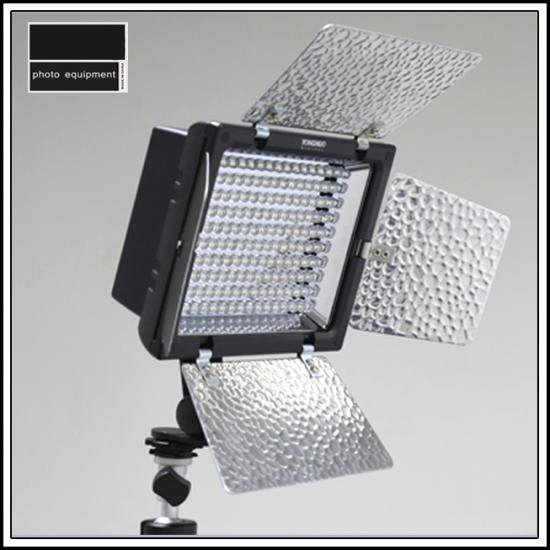 160 LED Video Light for DV Camcorder Lighting