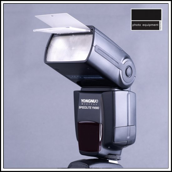 Advanced Manual Flash YN-560 for Canon Nikon Olympus Pentax