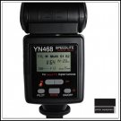 E-TTL Flashgun With LCD Display YN-468 for Canon 50D 40D 500D 1000D 450D