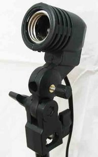 Photographic Studio Single Lamp Head