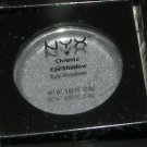 NYX Chrome Eyeshadow: Charcoal 14 (loose powder) New in Package