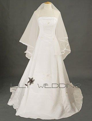 Vintage Wedding Dress - Style LWD0003