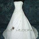 Chapel Length Wedding Dress - Style LWD0021