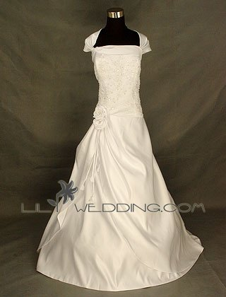 Cheap Bridal Dress - Style LWD0027