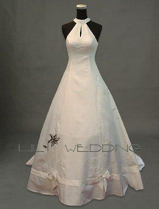 Vintage Style Bridal Dress - Style LWD0030
