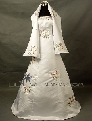 Wedding Gown - Style LWD0032