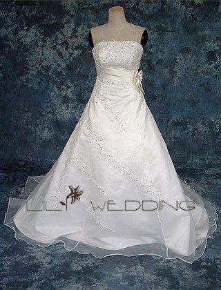 Lilywedding Designer Wedding Gown - Style LWD0037