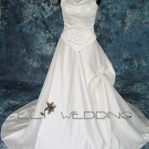 Discount Wedding Gown - Style LWD0038