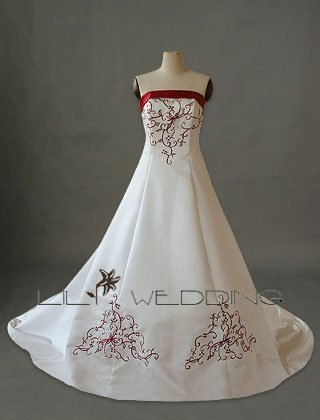 Princess Wedding Gown - Style LWD0047