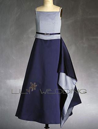 Floor Length Flower Girl Dress - Style LFG0002
